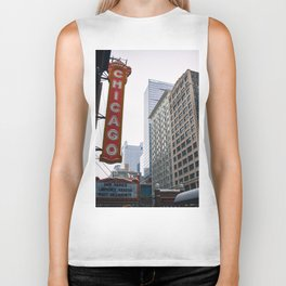 The Windy City Biker Tank