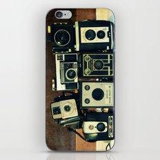 Through the Years iPhone & iPod Skin