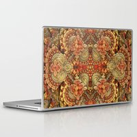 turkey Laptop & iPad Skins featuring Turkey Feathers by Lyle Hatch