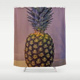 Ananas F1 Shower Curtain