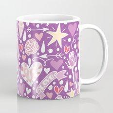 All About Love Coffee Mug