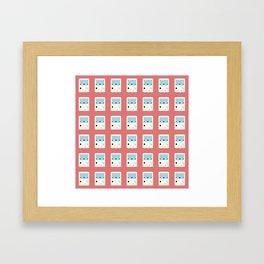 Videogames super week! Framed Art Print