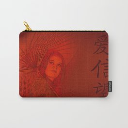 Chinagirl Carry-All Pouch