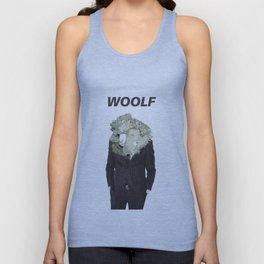 Woolf Unisex Tank Top