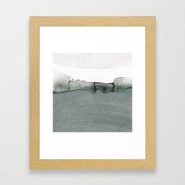 Serene Moments 02f by Kathy Morton Stanion Framed Art Print