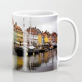 Nyhavn in Copenhagen Coffee Mug
