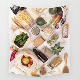 Eco-friendly products Wall Tapestry