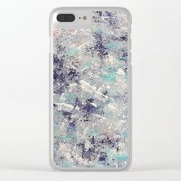 Gabriel Clear iPhone Case