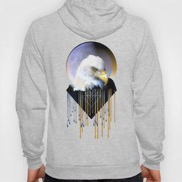 Wise Eagle Hoody