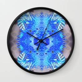 electric bees Wall Clock