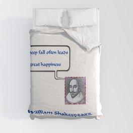 """Willshakespeare"" TNT Comforters"