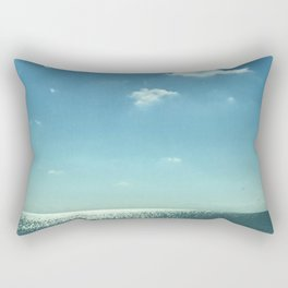Edisto Island Beach Rectangular Pillow