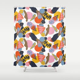 Sorvete Shower Curtain