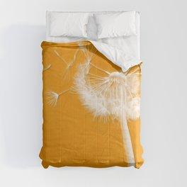 Breezy Dandelion Comforters