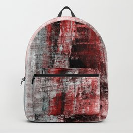 """abstract seduction serie #4"" Backpack"