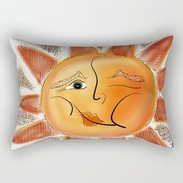 I gotcha Rectangular Pillow