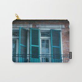 French Quarter Blues, No. 1 Carry-All Pouch