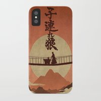 okami iPhone & iPod Cases featuring Kozure Okami by WITHSTAND