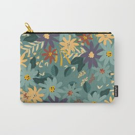 Giselle Flower Art Carry-All Pouch