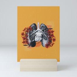 Breathe in Mini Art Print