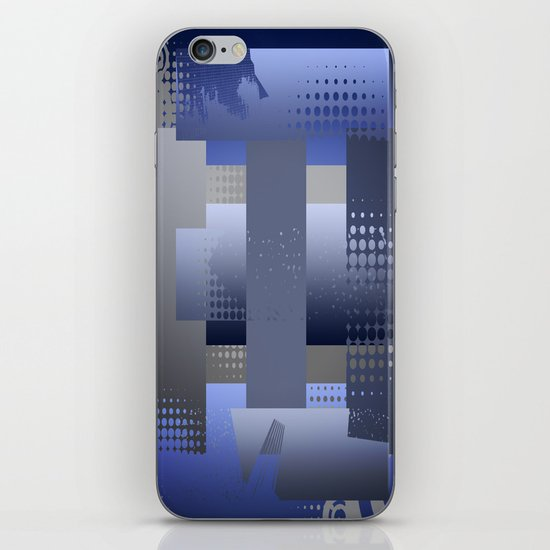 Squared iPhone & iPod Skin