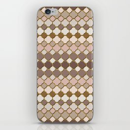 Pattern in Moroccan Style iPhone Skin