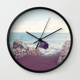 Grand Marais Bay Wall Clock