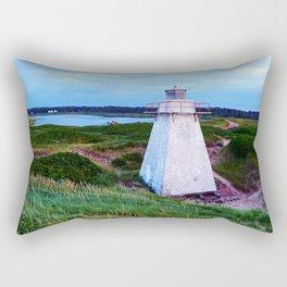 St-Peter's Harbour Lighthouse Rectangular Pillow