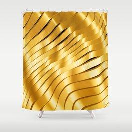 Goldie IV Shower Curtain
