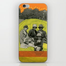 The Hope Bubble iPhone Skin