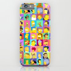 Simpsons iPhone 6 Slim Case