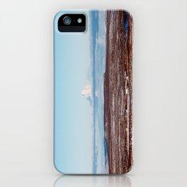 Islande photo iPhone Case
