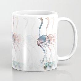 Ostrich / trio. Coffee Mug