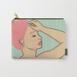 Candyfloss Carry-All Pouch