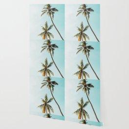 California Palm Trees Wallpaper