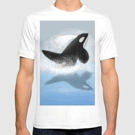 Jumping Orca T-shirt