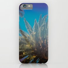 Blue Sky and Palm Trees iPhone 6s Slim Case