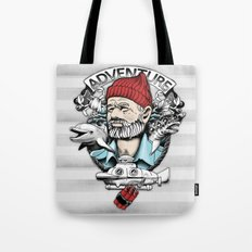 Adventure with Dynamite Tote Bag