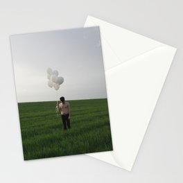 Globos - Balloons Stationery Cards