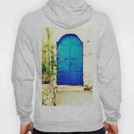 ten numbered door in bodrum Hoody