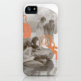 Doris' Daughters and the Kraken iPhone Case