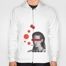 Fashion is not real life Hoody