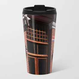 Red Brick Wall... Travel Mug