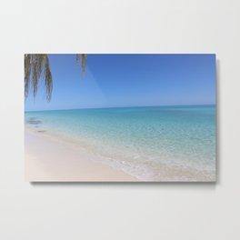 Heron Island, Great Barrier Reef, Australia Metal Print