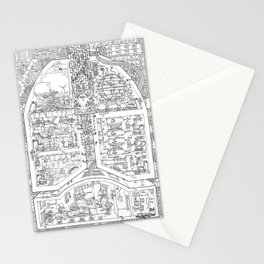 LUN & Gs Co. Stationery Cards