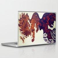 marijuana Laptop & iPad Skins featuring Legalise marijuana by CrazyWorld