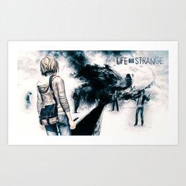 Life Is Strange 9 Art Print