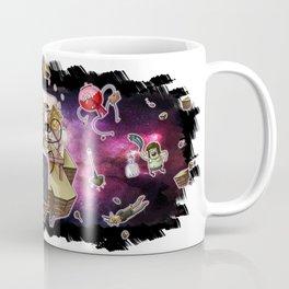 Regular Show lost in Universe Coffee Mug