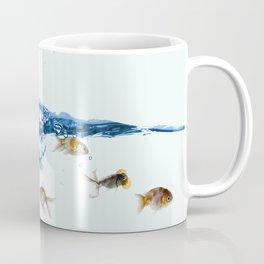 Keep swiming Coffee Mug