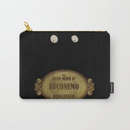 """Bunemo from Black Hole """"O"""" (Virginale) Carry-All Pouch"""